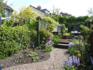 A clients rear garden.  The buyer loved it.