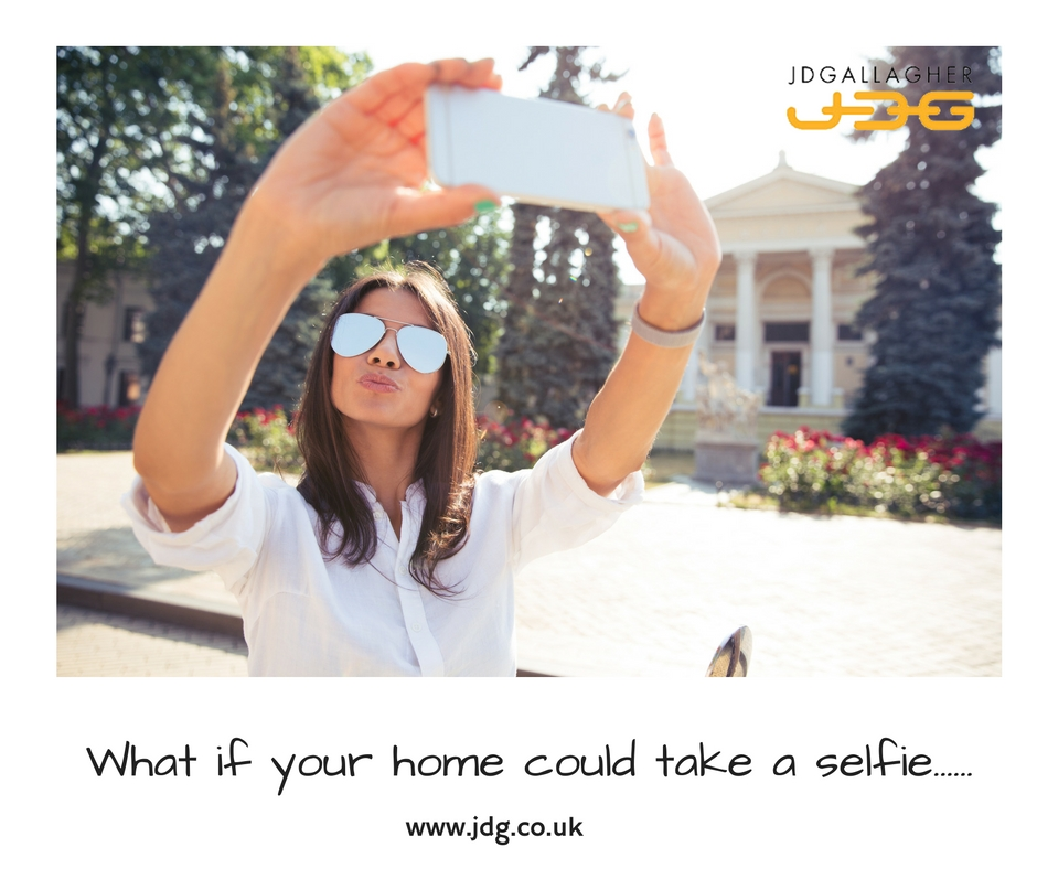 What if your home could take a selfie......